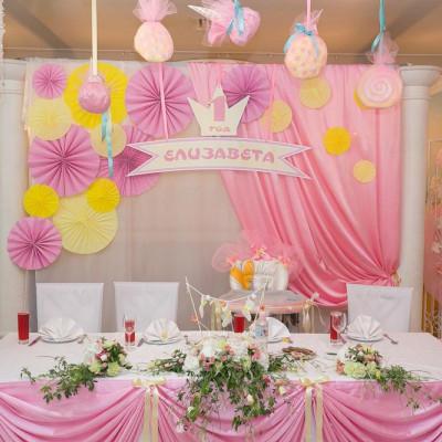 """Принцесса Елизавета и Candyland"""