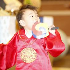 «Асянди» – корейский первый день рождения ребенка