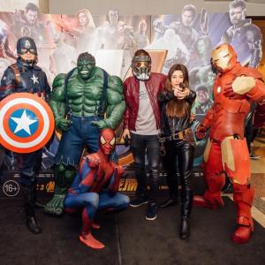 """Премьера """"Мстители:Война бесконечности"""" в кинотеатре Гигант (11)"""